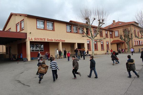 Visiter l'école