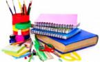 Récuperation des fournitures scolaires commandées